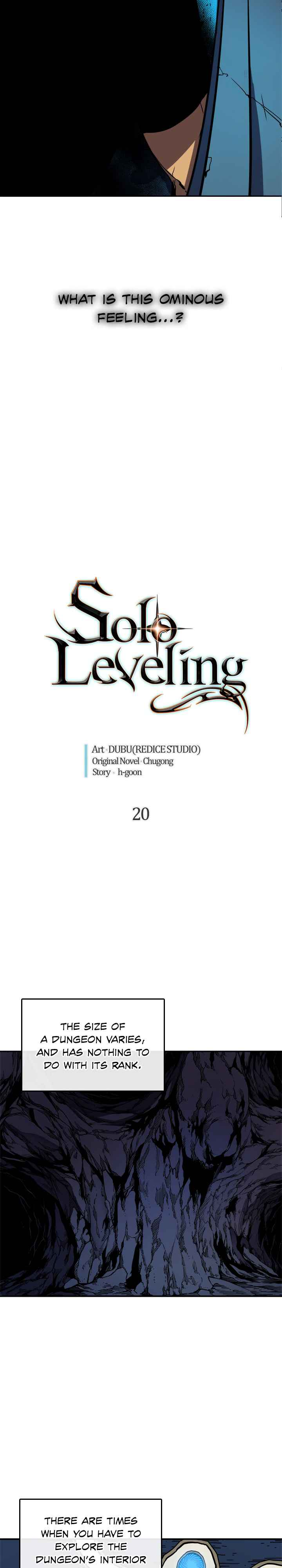 Solo Leveling Chapter 20 Page 2