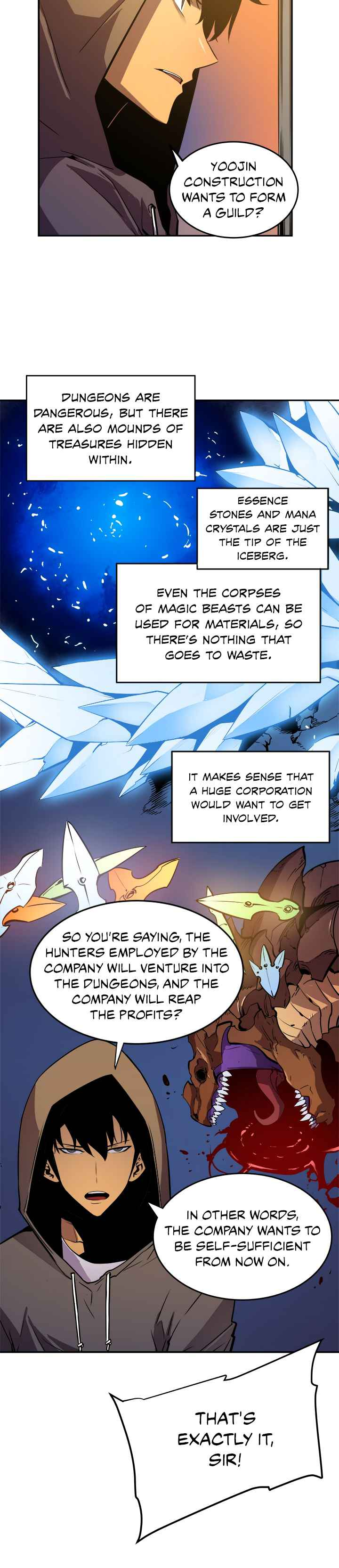 Solo Leveling Chapter 25 Page 20