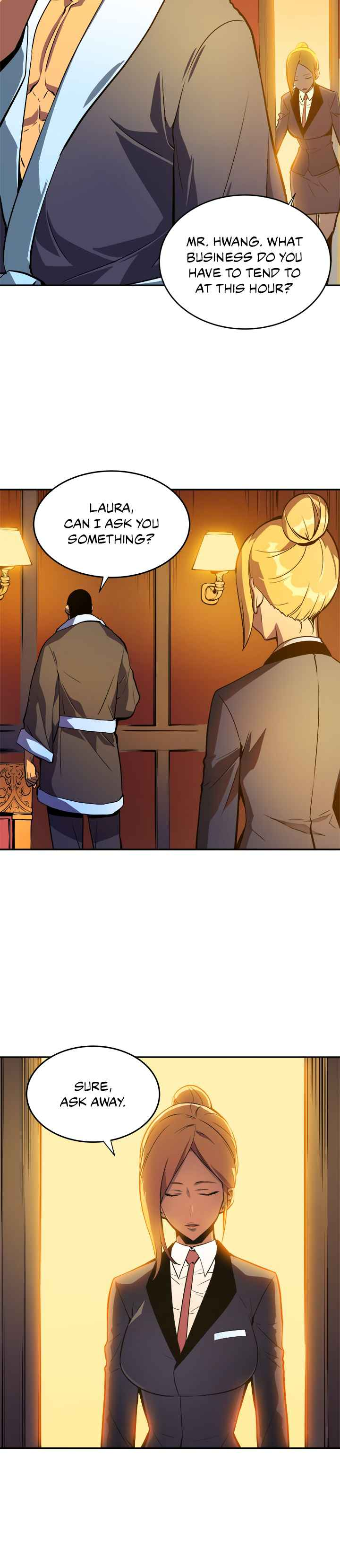 Solo Leveling Chapter 26 Page 12