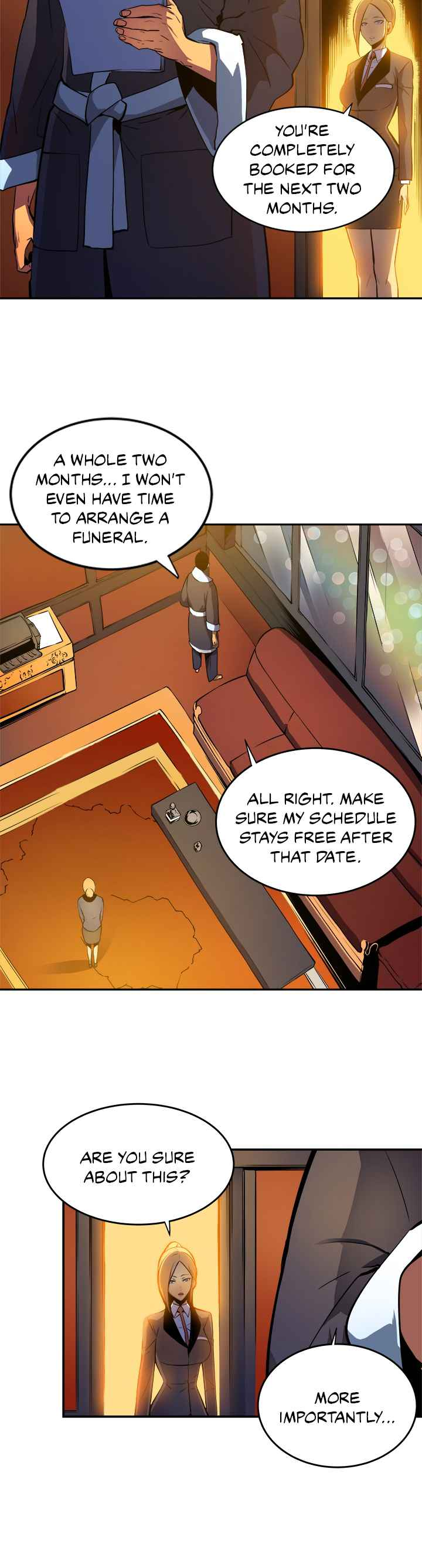 Solo Leveling Chapter 26 Page 16