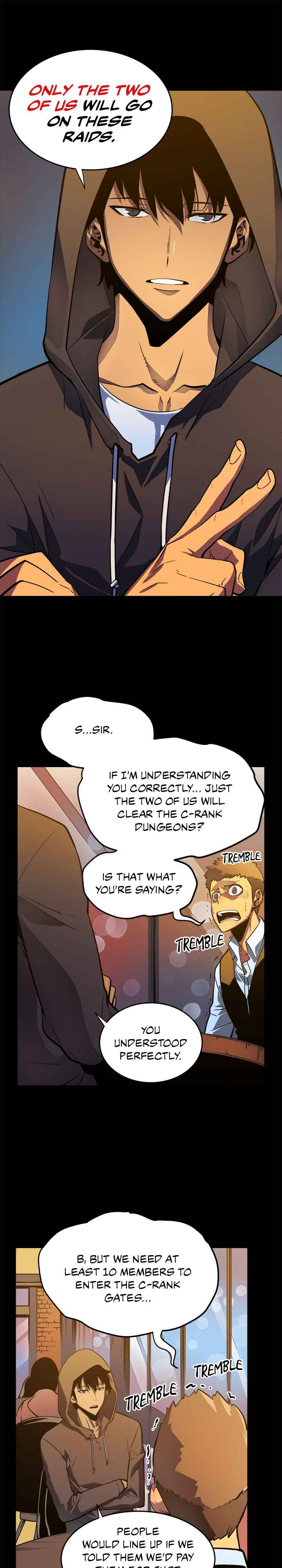 Solo Leveling Chapter 26 Page 7