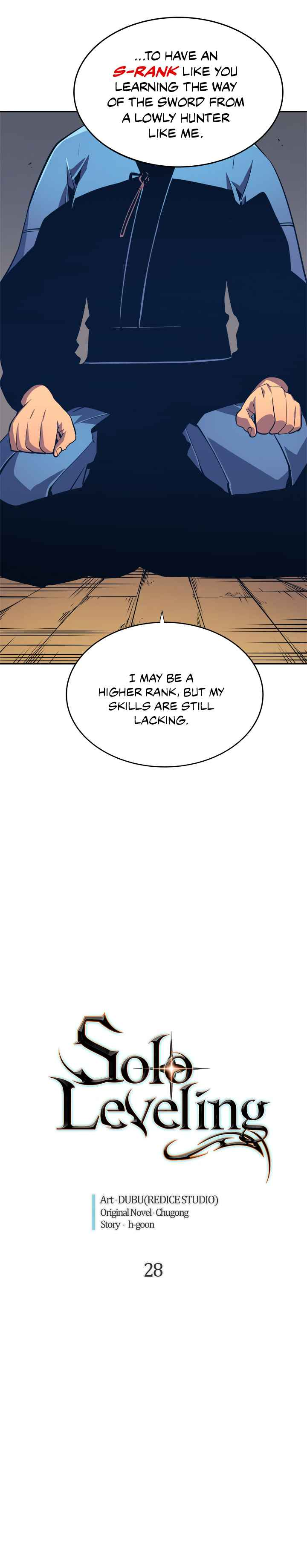 Solo Leveling Chapter 28 Page 6