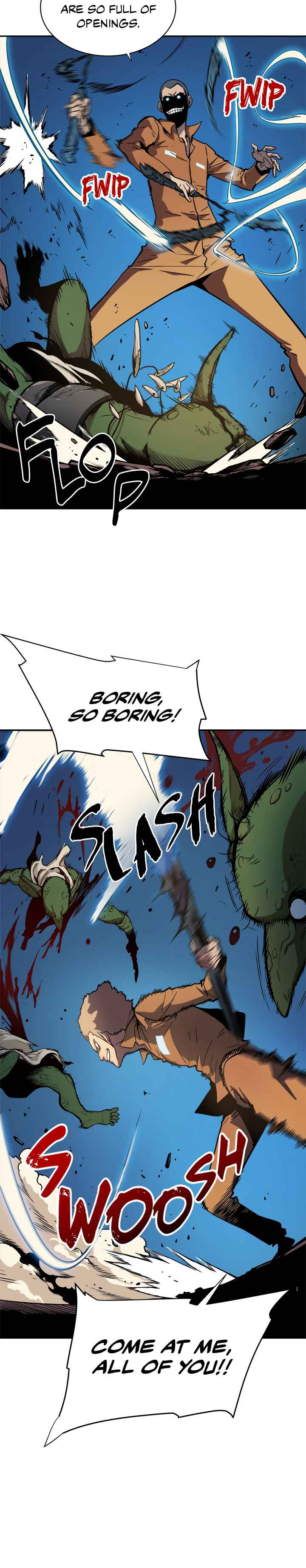 Solo Leveling Chapter 29 Page 7