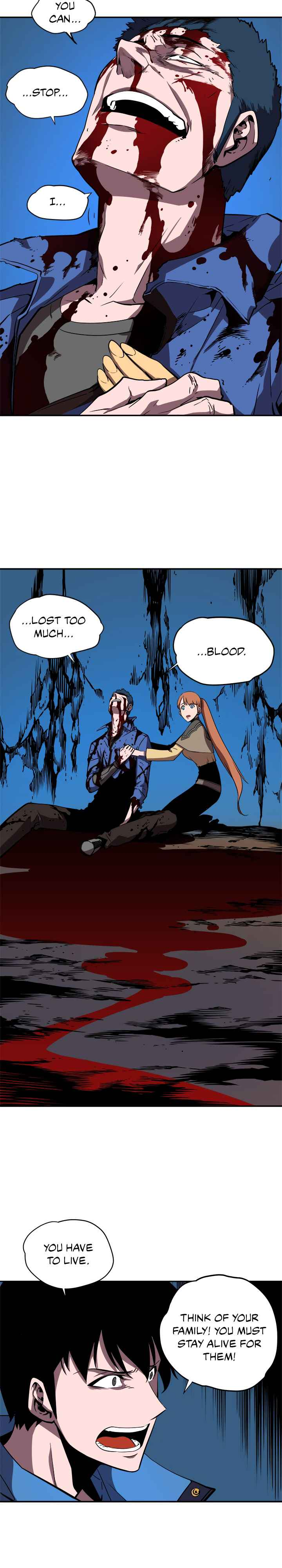 Solo Leveling Chapter 30 Page 18