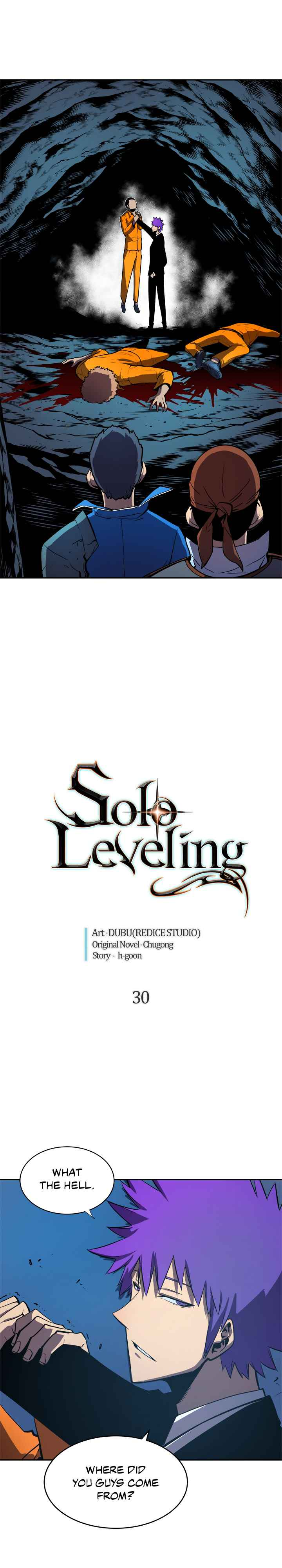 Solo Leveling Chapter 30 Page 4