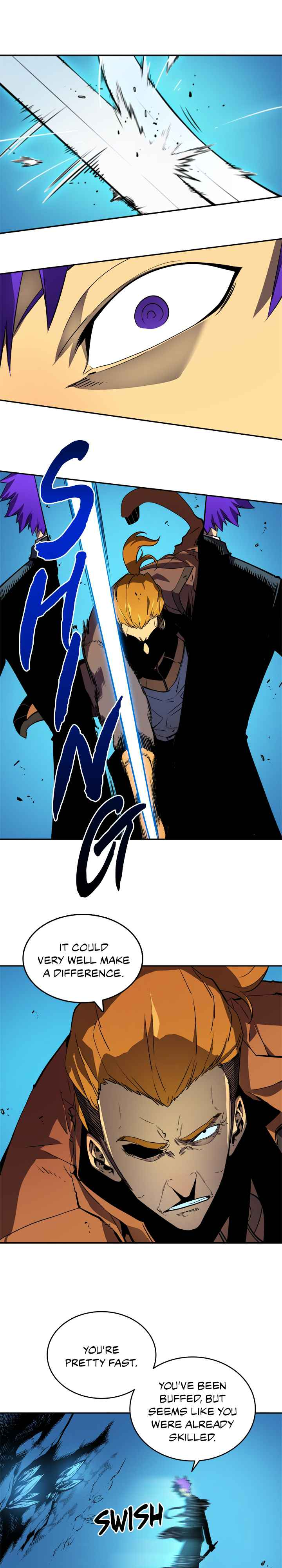Solo Leveling Chapter 31 Page 5