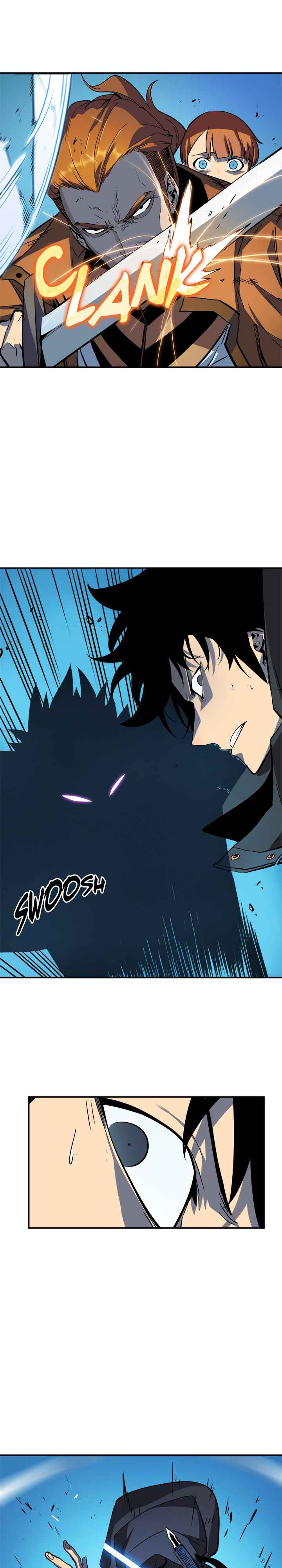 Solo Leveling Chapter 32 Page 22