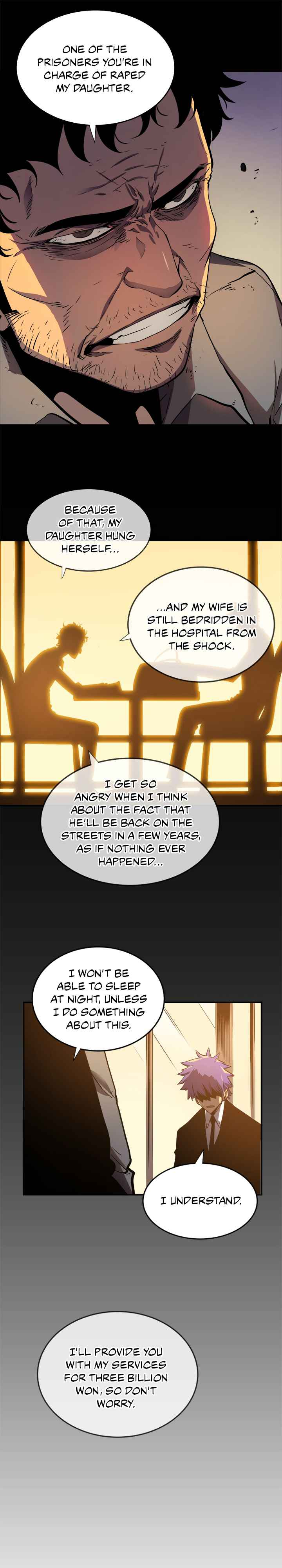 Solo Leveling Chapter 32 Page 7