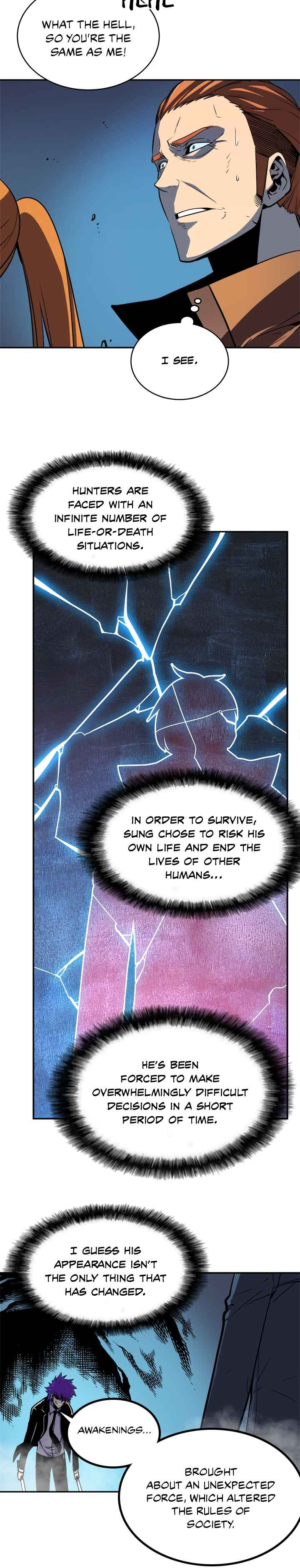 Solo Leveling Chapter 33 Page 20