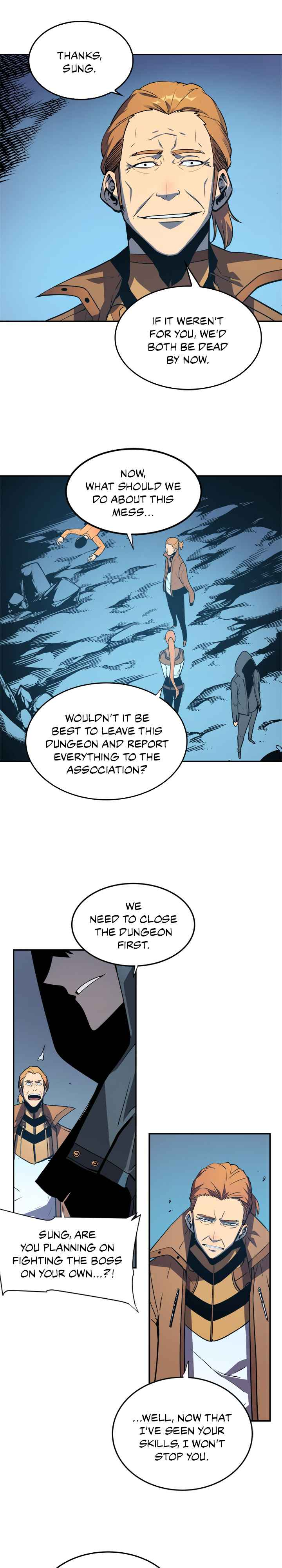 Solo Leveling Chapter 34 Page 10