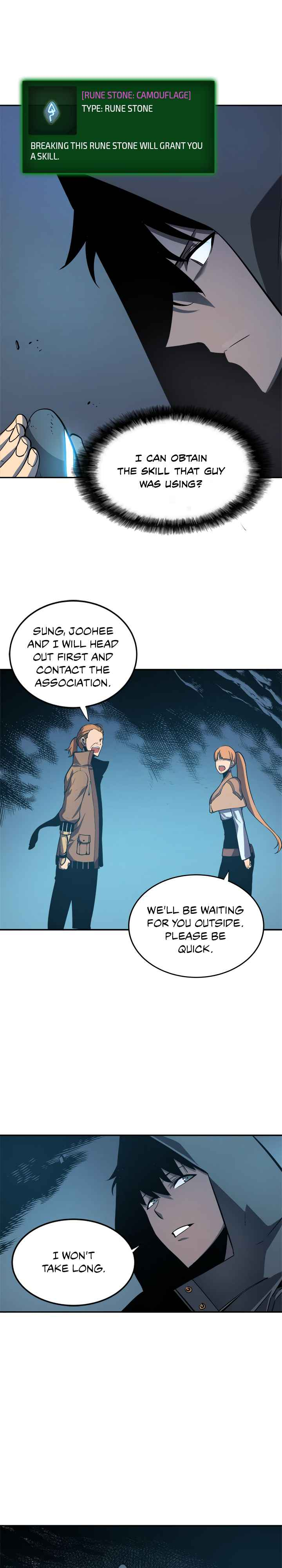 Solo Leveling Chapter 34 Page 12