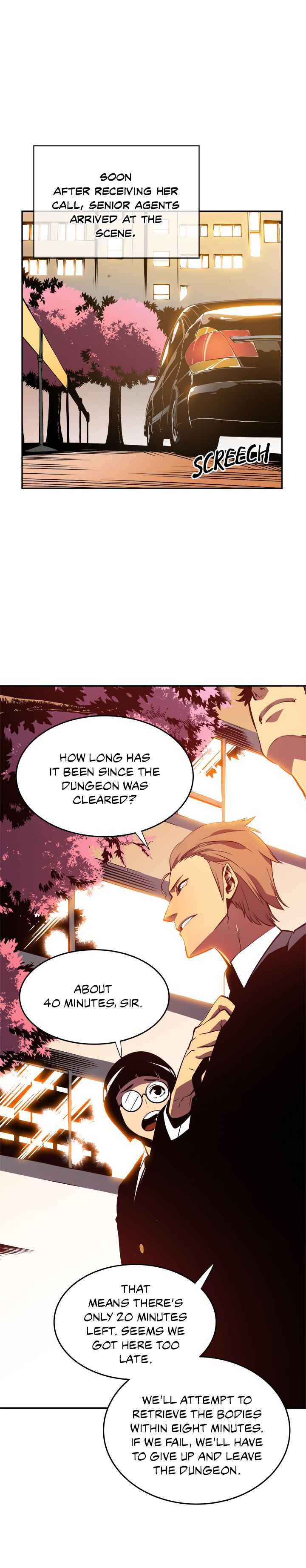 Solo Leveling Chapter 34 Page 21