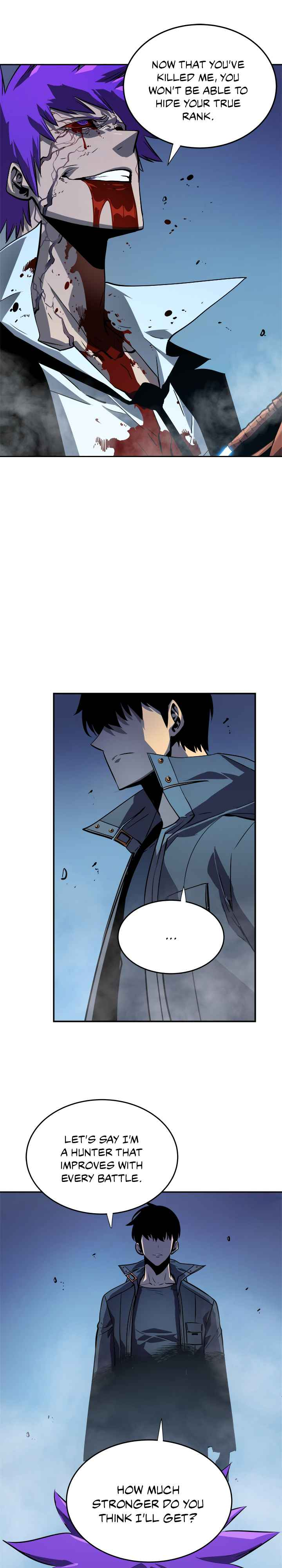 Solo Leveling Chapter 34 Page 6