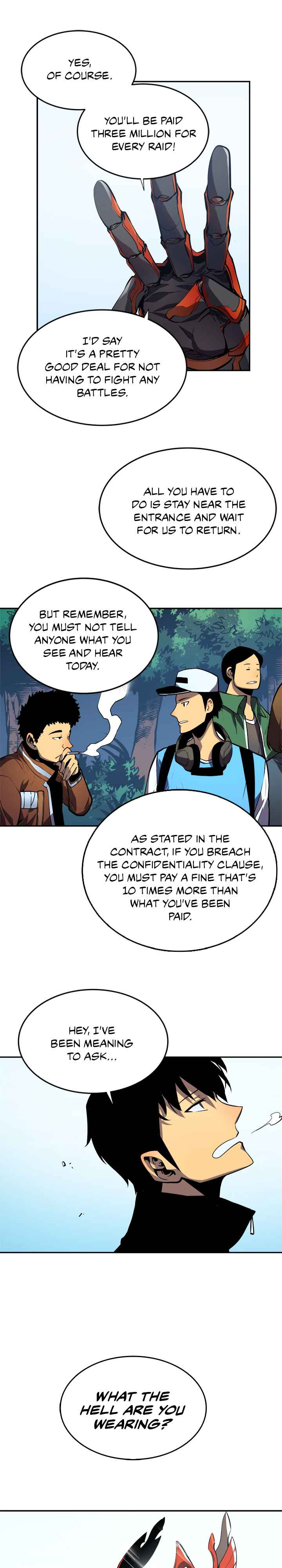 Solo Leveling Chapter 35 Page 15