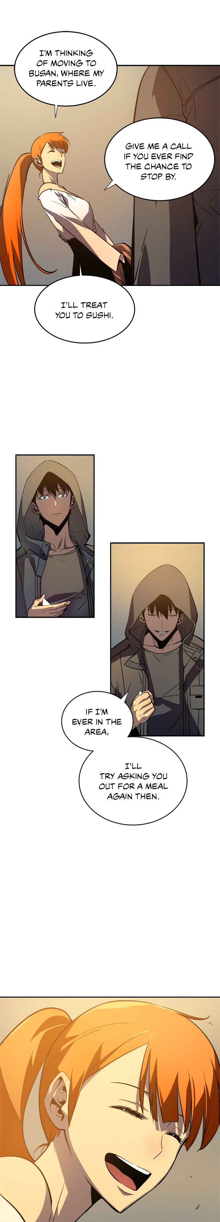 Solo Leveling Chapter 35 Page 7
