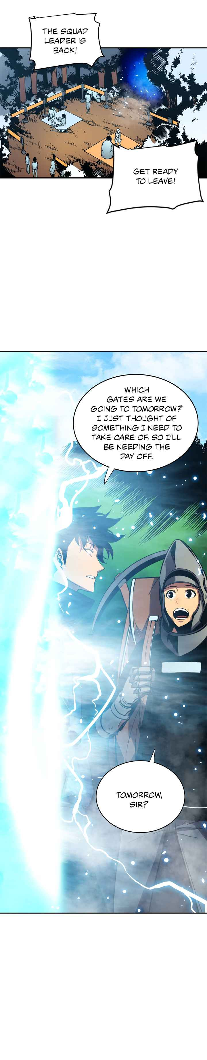 Solo Leveling Chapter 36 Page 19