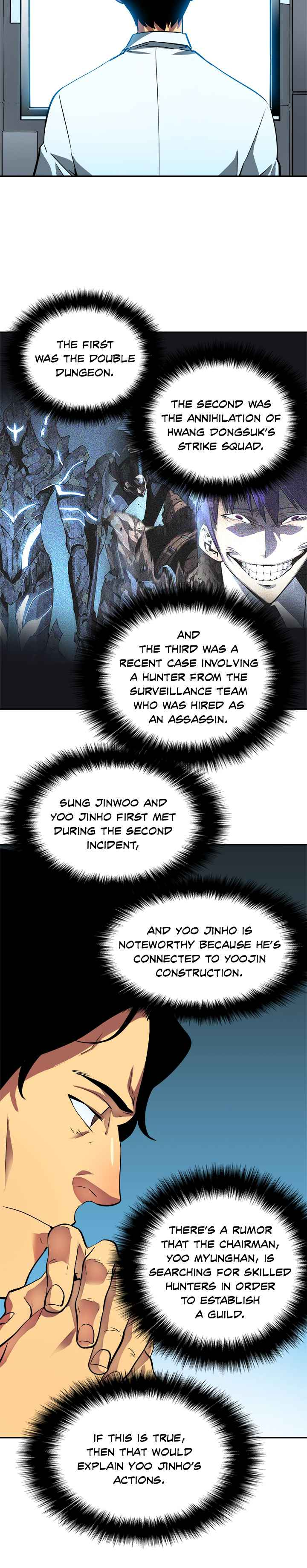 Solo Leveling Chapter 36 Page 2