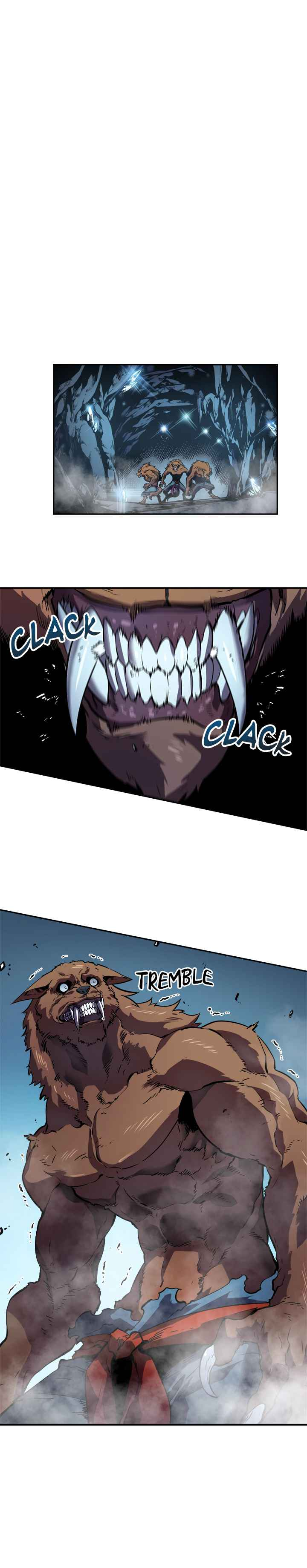 Solo Leveling Chapter 36 Page 6