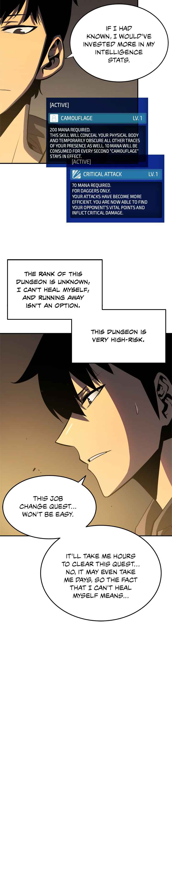 Solo Leveling Chapter 38 Page 8