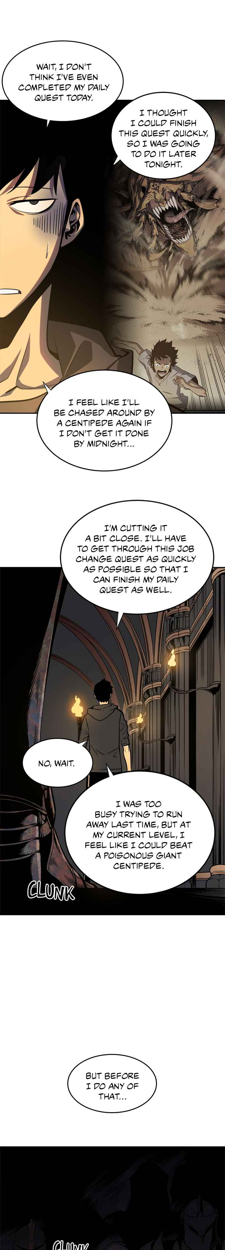 Solo Leveling Chapter 38 Page 9