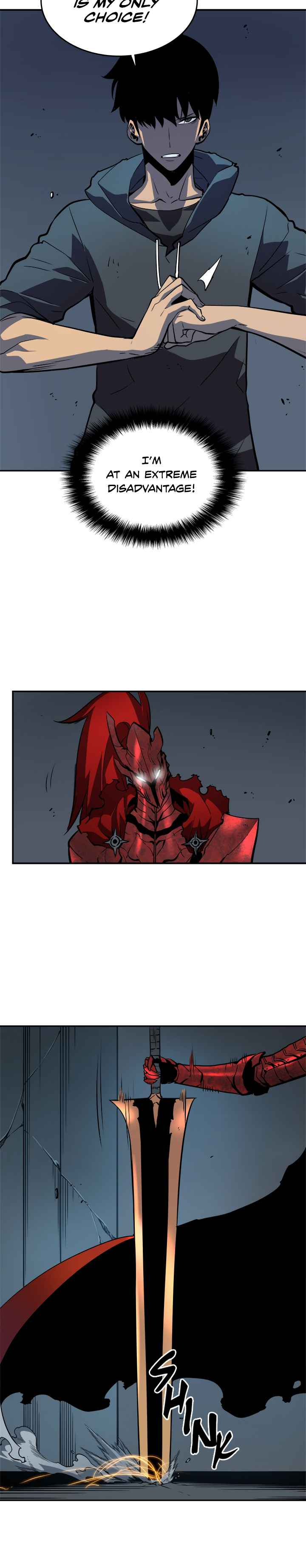 Solo Leveling Chapter 39 Page 13