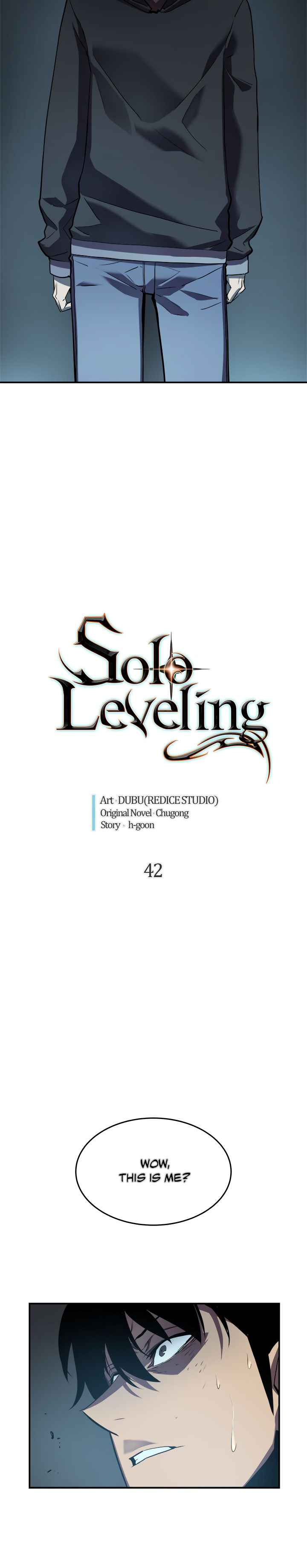 Solo Leveling Chapter 42 Page 2
