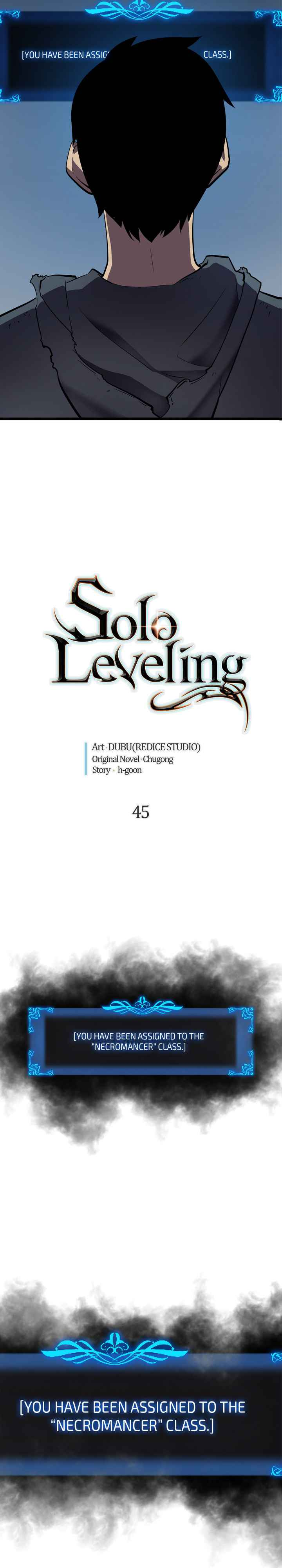 Solo Leveling Chapter 45 Page 2