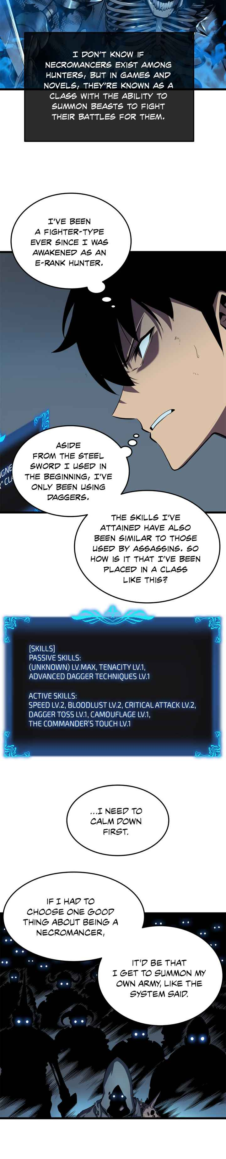 Solo Leveling Chapter 45 Page 4
