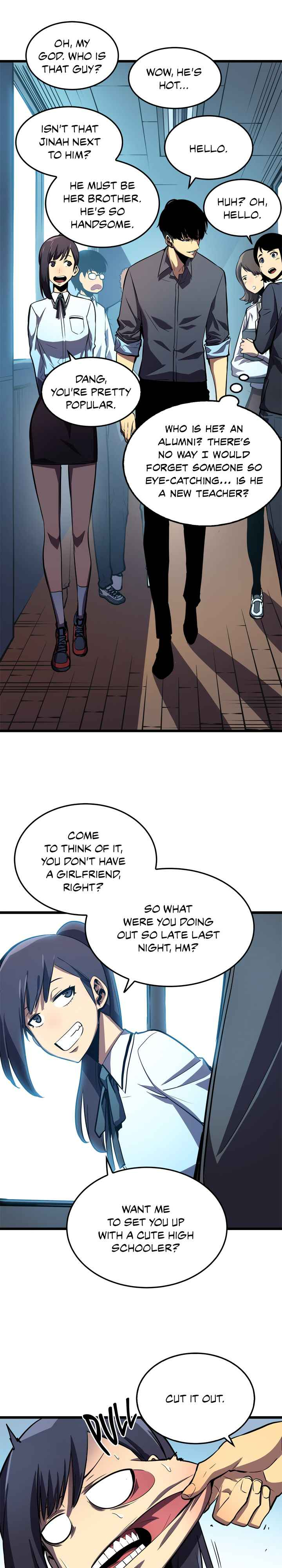 Solo Leveling Chapter 46 Page 11