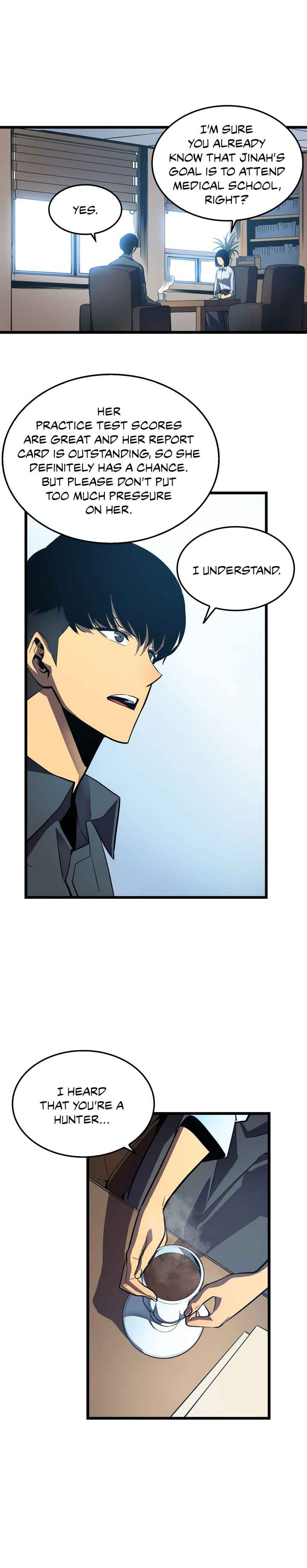 Solo Leveling Chapter 46 Page 14