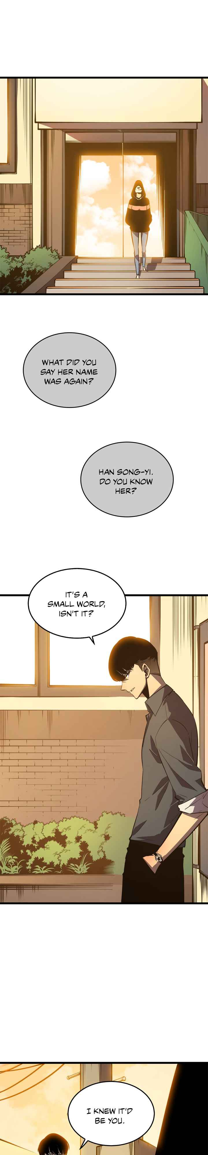 Solo Leveling Chapter 46 Page 19