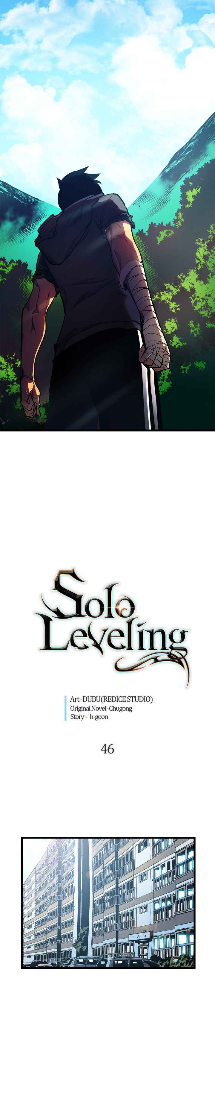 Solo Leveling Chapter 46 Page 2