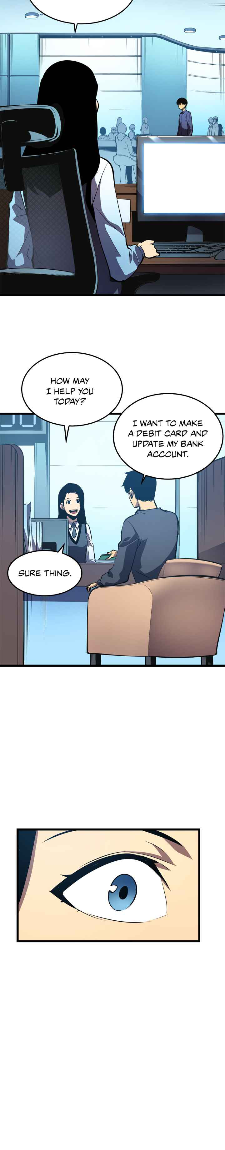Solo Leveling Chapter 46 Page 6