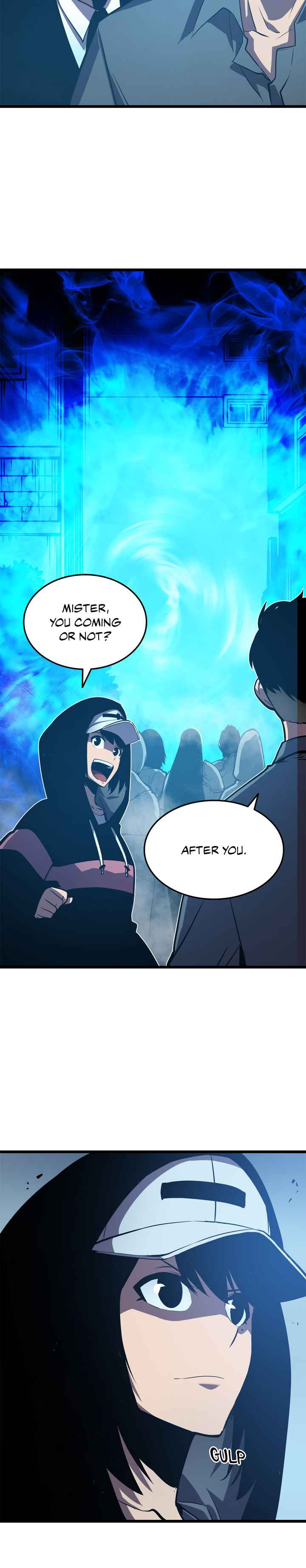 Solo Leveling Chapter 47 Page 19