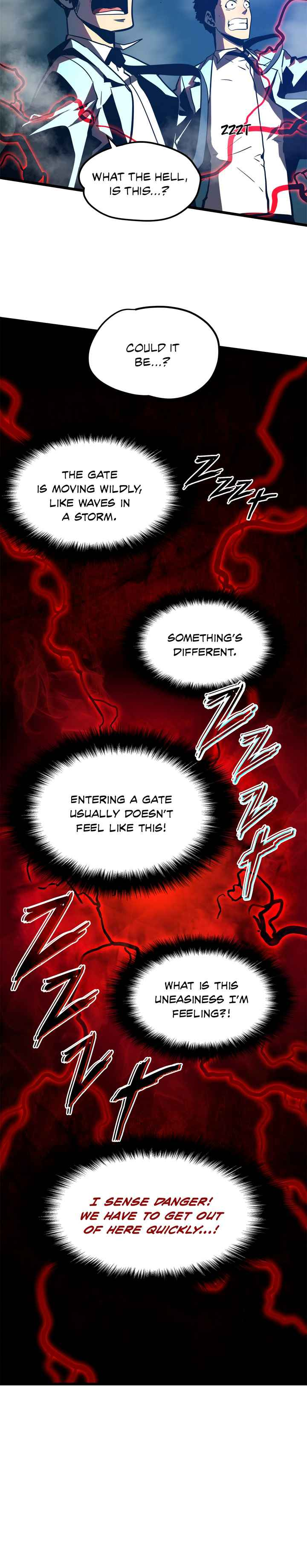 Solo Leveling Chapter 47 Page 21