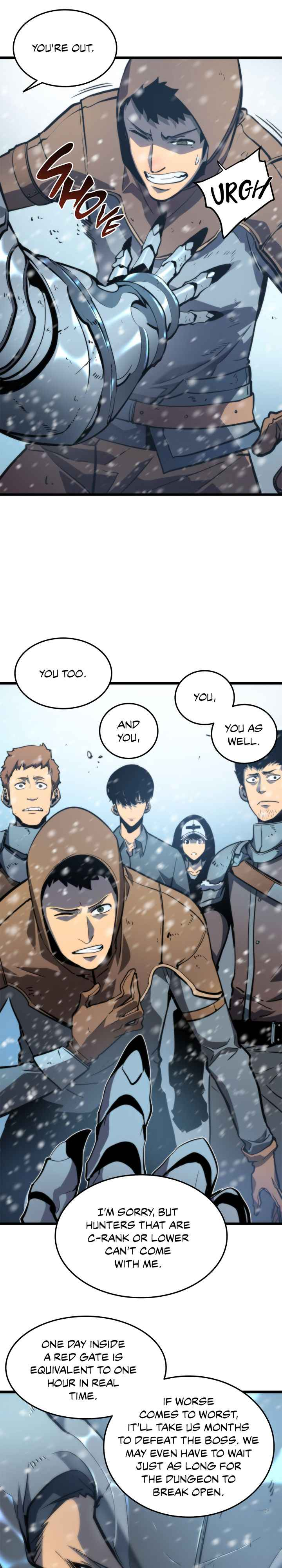 Solo Leveling Chapter 49 Page 6