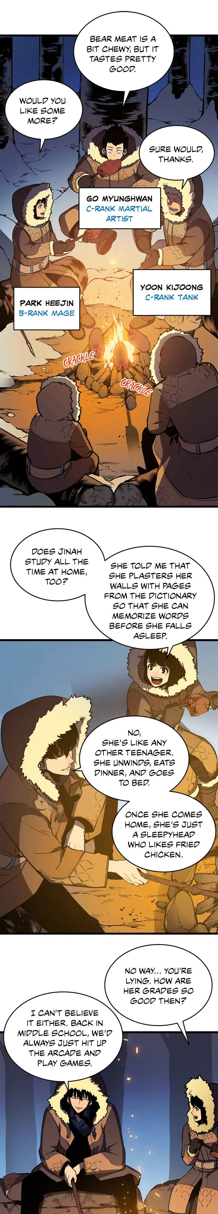 Solo Leveling Chapter 50 Page 24