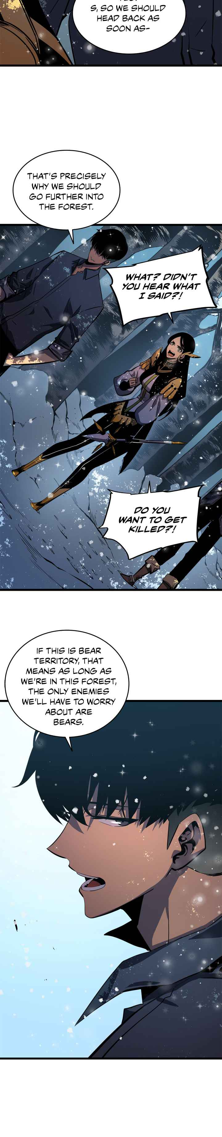 Solo Leveling Chapter 50 Page 9