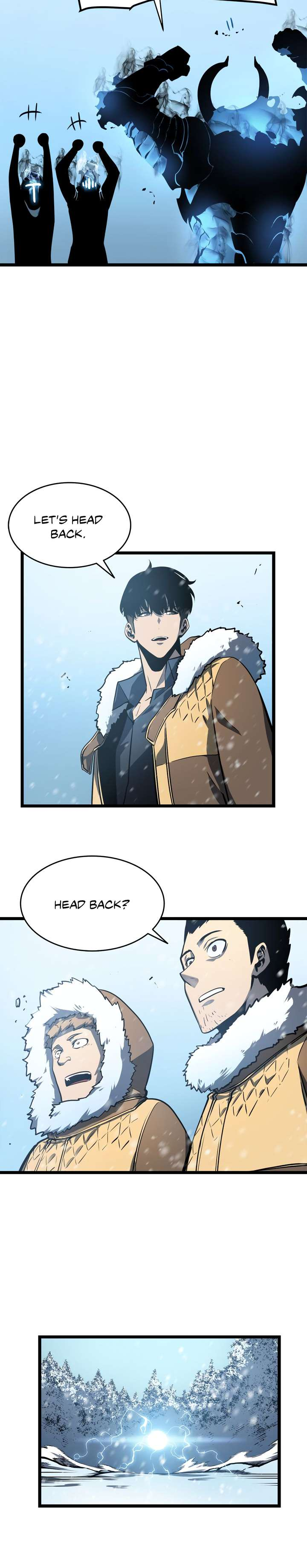 Solo Leveling Chapter 54 Page 28