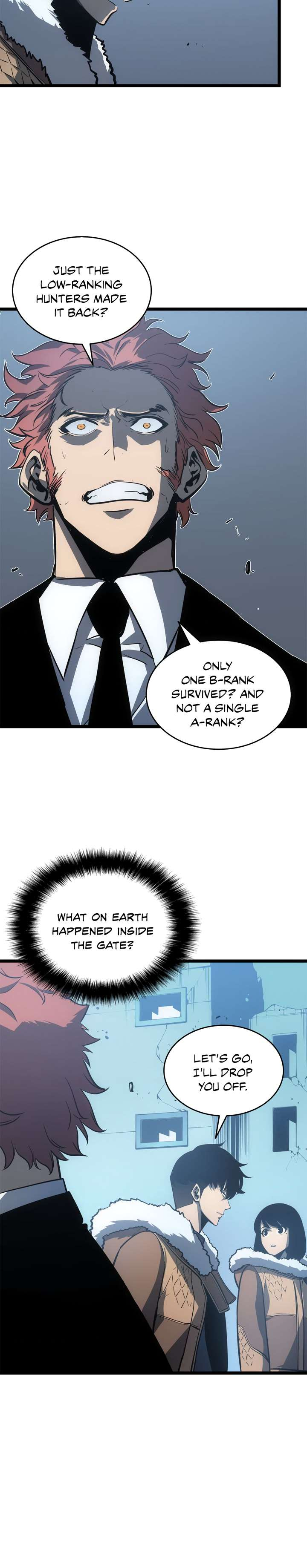 Solo Leveling Chapter 55 Page 6