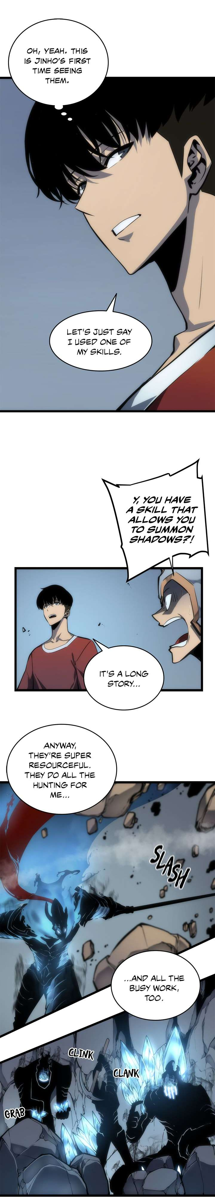 Solo Leveling Chapter 56 Page 3