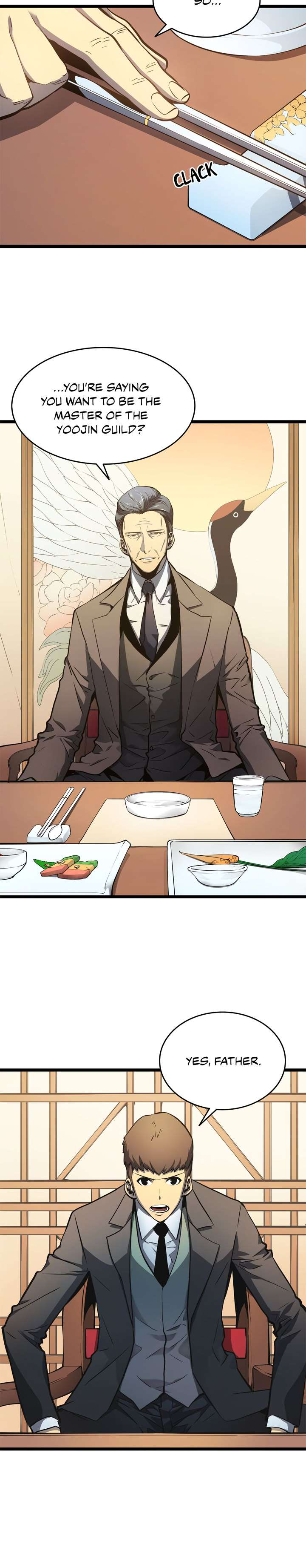 Solo Leveling Chapter 57 Page 14