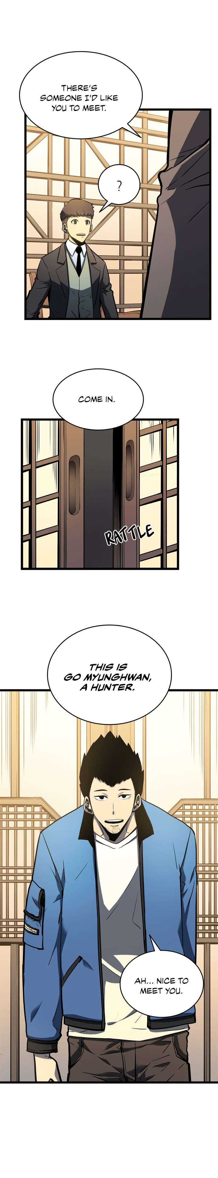 Solo Leveling Chapter 57 Page 16