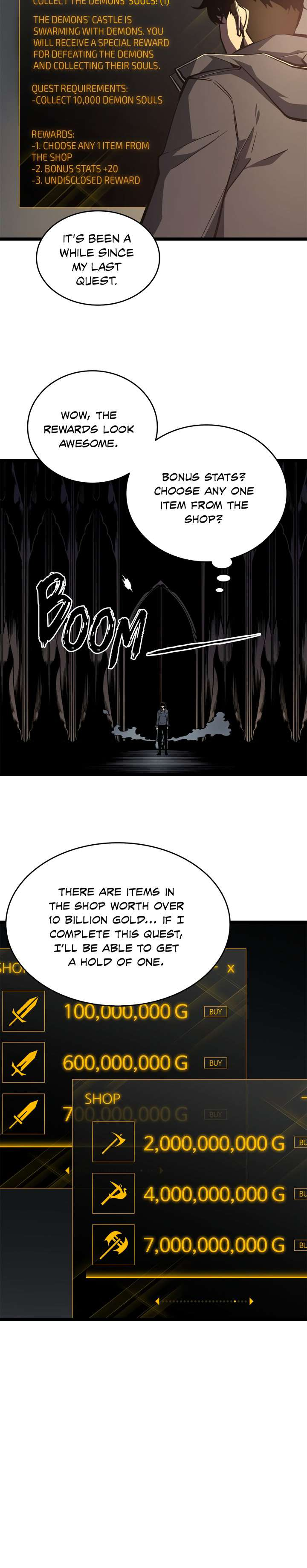 Solo Leveling Chapter 57 Page 6