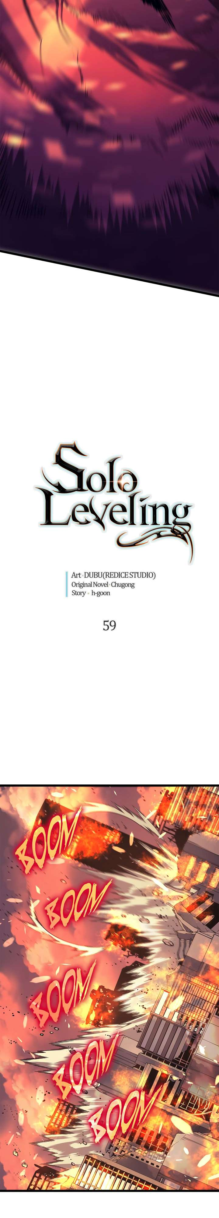 Solo Leveling Chapter 59 Page 2