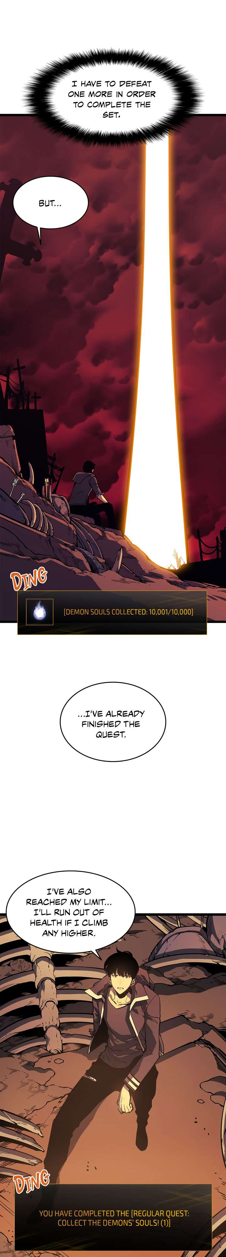 Solo Leveling Chapter 61 Page 5