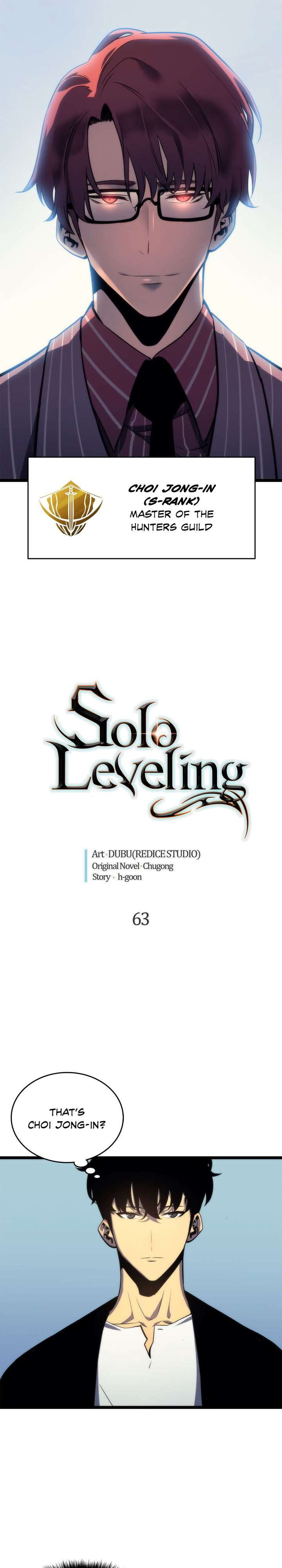Solo Leveling Chapter 63 Page 2