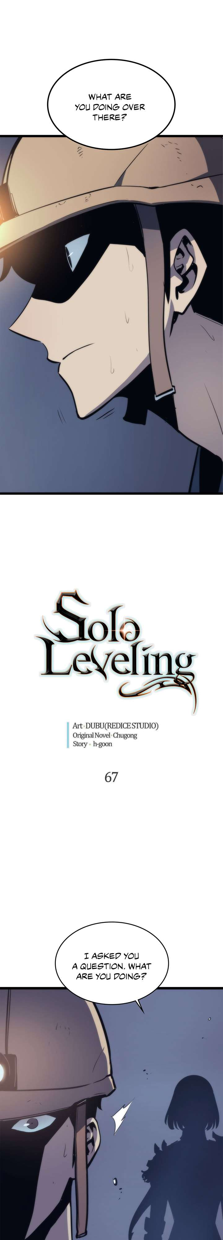 Solo Leveling Chapter 67 Page 1