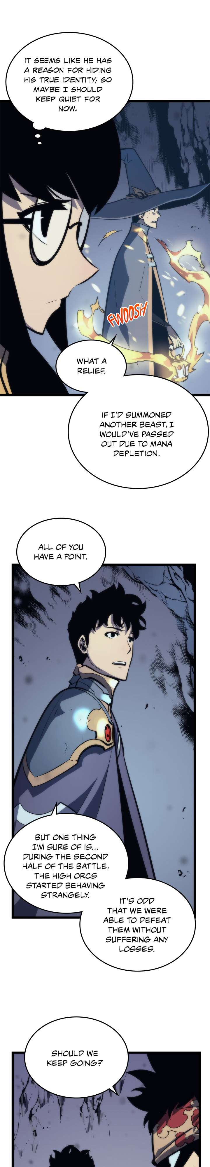 Solo Leveling Chapter 70 Page 18