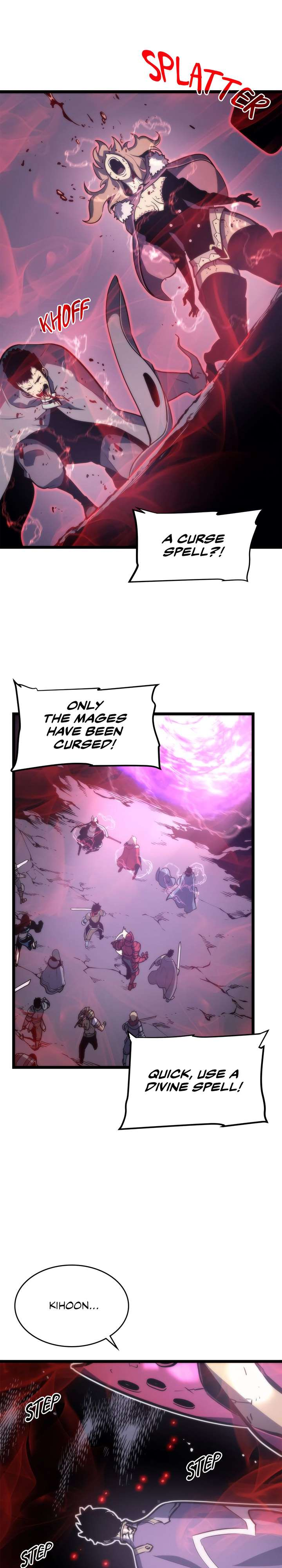Solo Leveling Chapter 70 Page 30